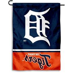 Detroit Tigers Garden Flag and Yard Banner