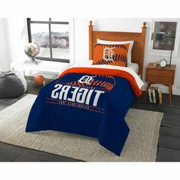 "MLB Detroit Tigers ""Grand Slam"" Bedding Comforter Set Bedroo"