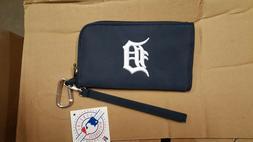 Detroit Tigers ID Wallet Wristlet Cell Phone Case Charm 14 P
