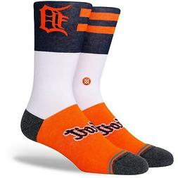 Detroit Tigers Stance Infiknit Color Crew Socks