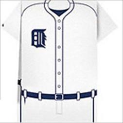 MLB DETROIT TIGERS JERSEY SHAPED NAPKINS  ~ Birthday Party S