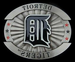 DETROIT TIGERS LARGE SIZE BELT BUCKLE LICENSED NEW