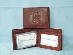 DETROIT TIGERS   Leather BiFold Wallet    NEW   dkb 5z
