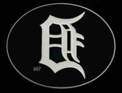 detroit tigers logo belt buckle buckles new