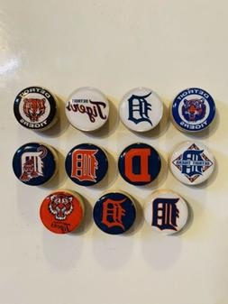 detroit tigers magnets set of 11 free