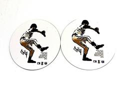 Detroit Tigers Mark Fidrych magnets--Classic BIRD Collectibl