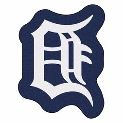 Detroit Tigers Mascot Area Rug Floor Mat