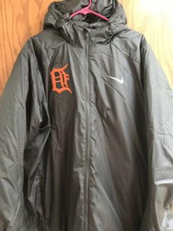 detroit tigers mens storm fit jacket coat