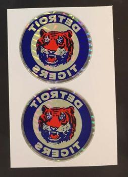 Detroit Tigers MLB Baseball Color Logo Sports Decal Sticker