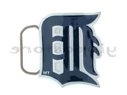Detroit Tigers MLB Baseball Officially Licensed Belt Buckle