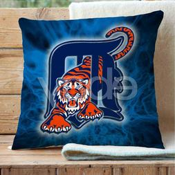 Detroit Tigers MLB Custom Pillows Car Sofa Bed Home Decor Cu