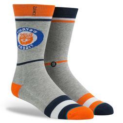 Detroit Tigers Stance MLB Diamond Collection Socks Large Men