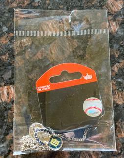 detroit tigers mlb fashion jewelry pendant necklace