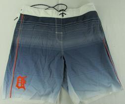 Detroit Tigers MLB G-III Apparel Men's Blue w/ Orange Swim T