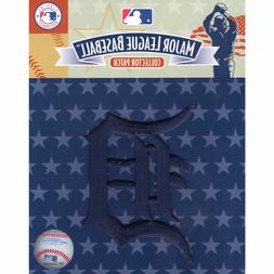 "Detroit Tigers MLB Official Licensed Navy ""D"" Sleeve Team Lo"