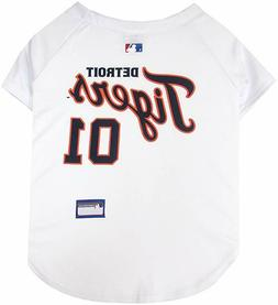 Detroit Tigers MLB Officially Licensed 100% Polyester Pet Je