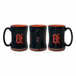 Detroit Tigers Boelter MLB Relief Coffee Mug 14oz FREE SHIP!