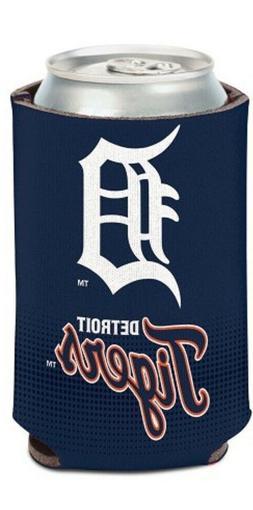 Detroit Tigers MLB Stadium Can Cooler Holder Bottle Neoprene