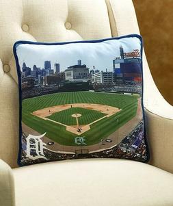 detroit tigers mlb stadium pillow baseball couch