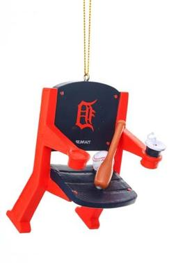 Detroit Tigers Official MLB 4 inch x 3 inch Stadium Seat Orn