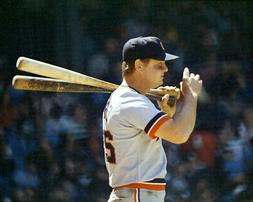 detroit tigers norm cash glossy 8x10 photo