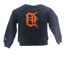 Detroit Tigers Official MLB Majestic Apparel Youth Kids Size