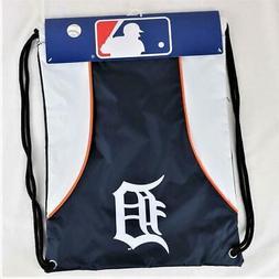 "Detroit Tigers Officially Licensed MLB Back Sack 18"" x 13"""