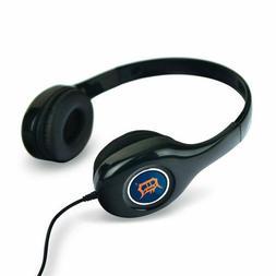 Detroit Tigers Over Ear Headphones Electronics Music MLB Bas