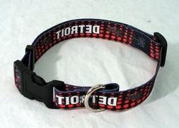 Detroit Tigers Pet Dog Collar