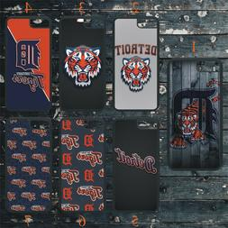 DETROIT TIGERS PHONE CASE COVER FITS iPHONE 7 8 X 11 SAMSUNG