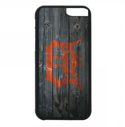 Detroit Tigers Phone Case For iPhone X XS Max 8 8+ 7 6 Plus