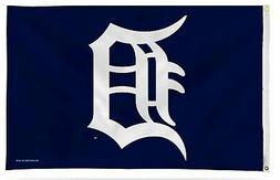 Detroit Tigers Premium 3x5 Flag w/Grommets Outdoor House Ban