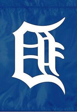 Detroit Tigers Premium Garden Flag Applique Embroidered Outd