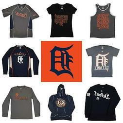 Detroit Tigers Premium MLB Apparel Closeout - 450+ Items, $1
