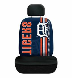 Detroit Tigers Rally Design Seat Cover
