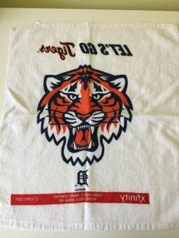 Detroit Tigers Rally Towel Let's Go Tigers 2012 MLB Playoffs