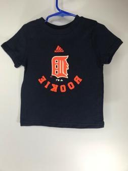 Detroit Tigers Rookie MLB Adidas Baby Baseball Short Sleeve