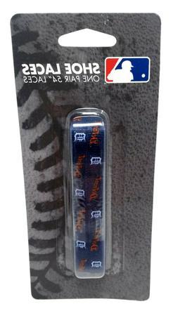 Detroit Tigers Shoelaces MLB Baseball Laces
