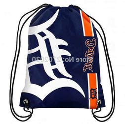 Detroit Tigers Sox Baseball Logo Drawstring Bags Men Sports
