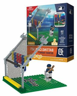 Detroit Tigers OYO Sports Toys Batting Cage Set with Minifig