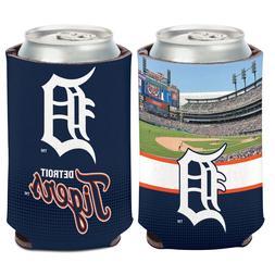 Detroit Tigers Stadium Can Cooler 12 oz. Koozie