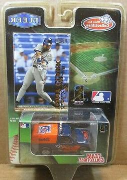 Detroit Tigers Tony Clark DieCast Vehicle F150 Ford Pick Up