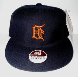 DETROIT TIGERS VINTAGE NEW ERA NWT FITTED SIZE 7  DIAMOND CO