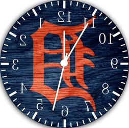 Detroit Tigers Wall Clock F68