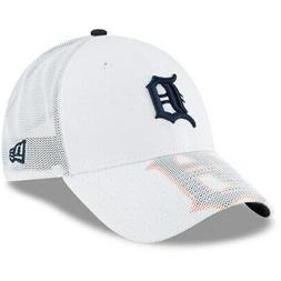 New Era Detroit Tigers White Meshed Mascot 9FORTY Adjustable