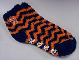 Detroit Tigers Women's Sleep Soft Socks Medium Size 6 to 11