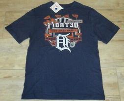 Detroit Tigers World Series Champions Territory T-shirt Shir