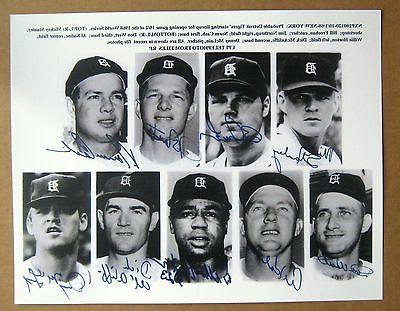 1968 world series detroit tigers starting line