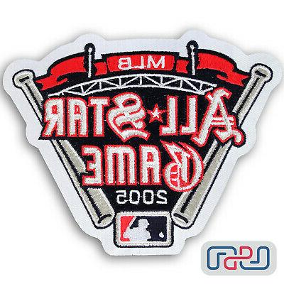 2005 All Star Game Official Sleeve