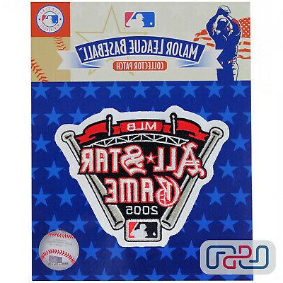 2005 all star game official detroit tigers